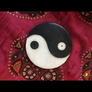 Other - ☯️ Yin &yang scent burner/ holder stone